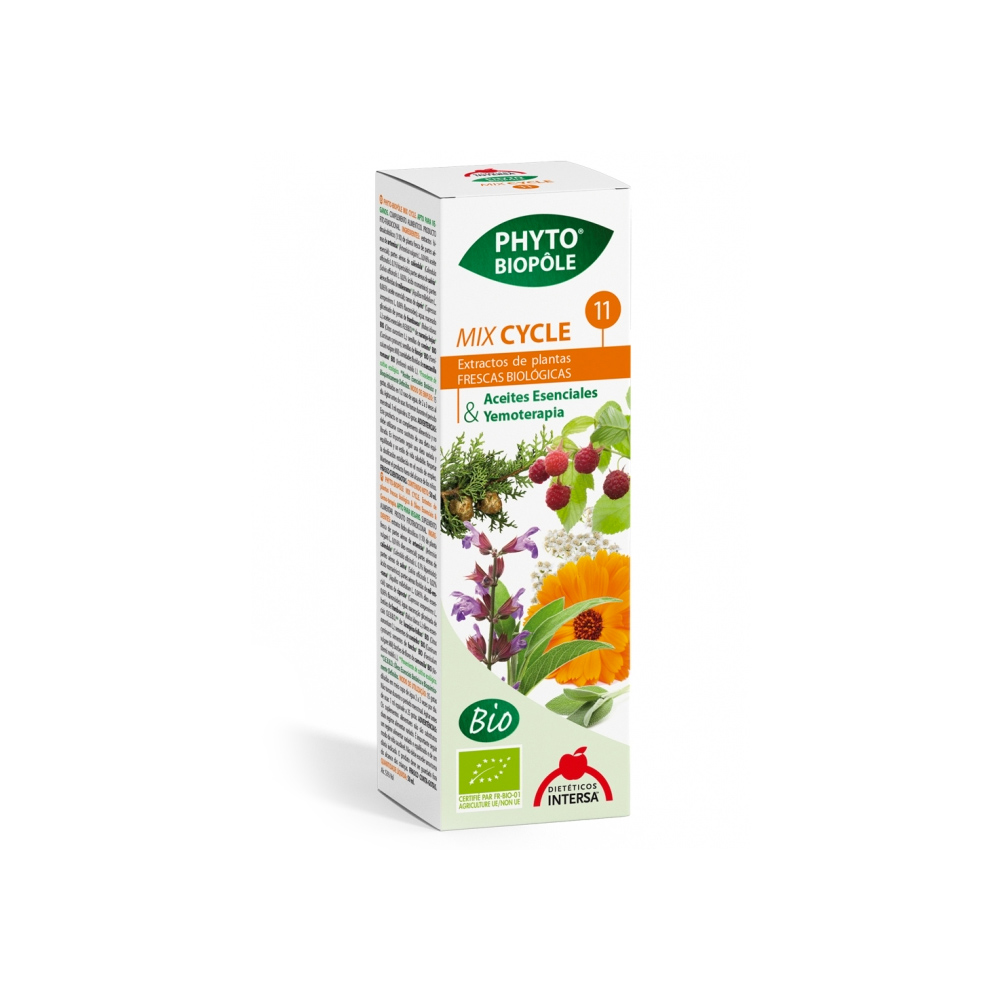 Phyto-biopole Mix Cycle 11 Menstruación