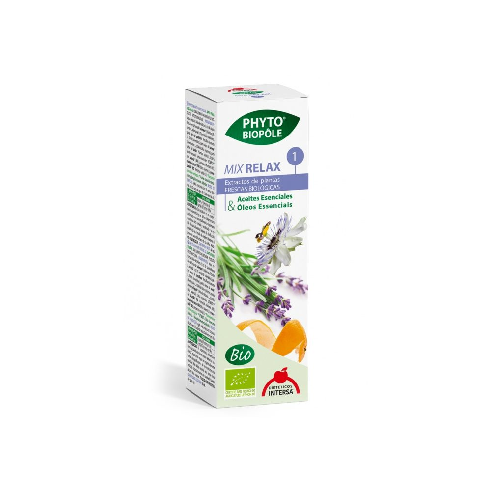 Phyto-biopole Mix Relax 1 Relajante