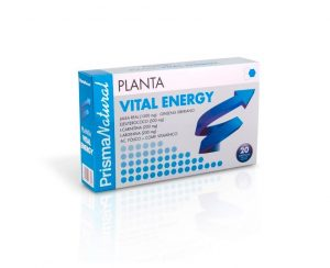 Planta Vital Energy ampollas Prisma Natural