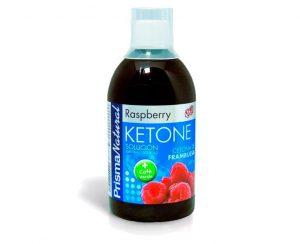 Raspberry Ketone solución Prisma Natural