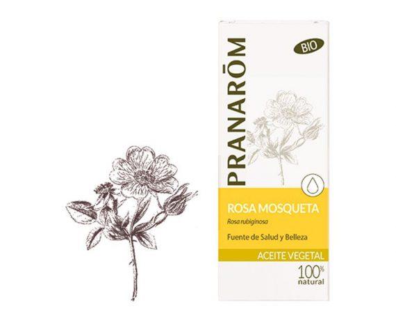 Rosa mosqueta aceite vegetal bio Pranarom