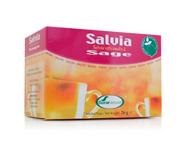 Salvia infusión Soria Natural