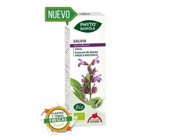Salvia menopausia gotas Phyto-biopole