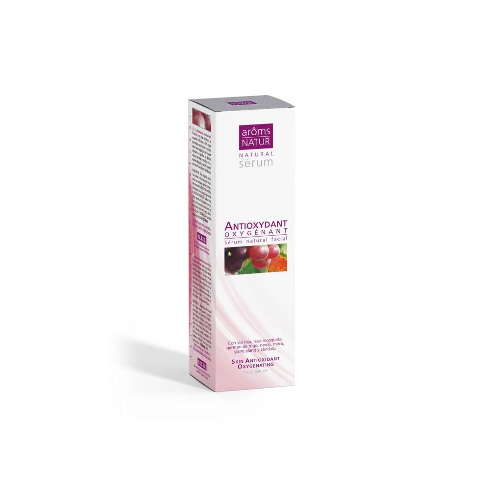 Serum Antioxydant Oxygenant Aroms Natur