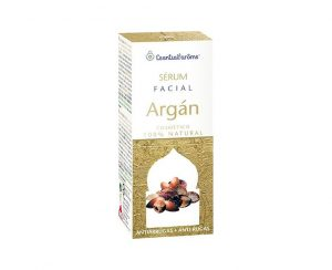 Serum facial Argán Esential Aroms