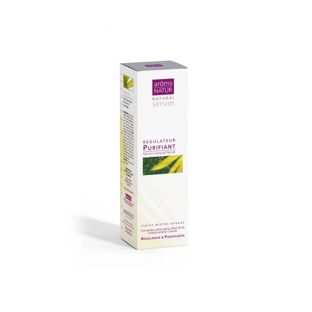 Serum Purifiant Regulateur Aroms Natur