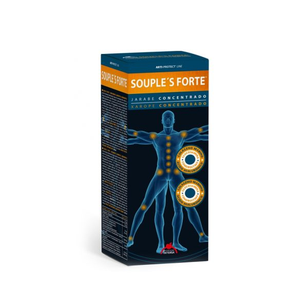 Souple´s Forte Osteo-Articular Jarabe