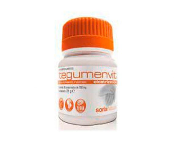 Tegumenvit comprimidos Soria Natural
