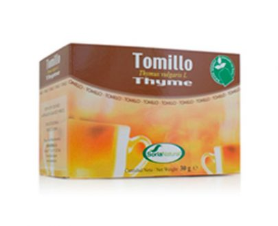 Tomillo infusión Soria Natural