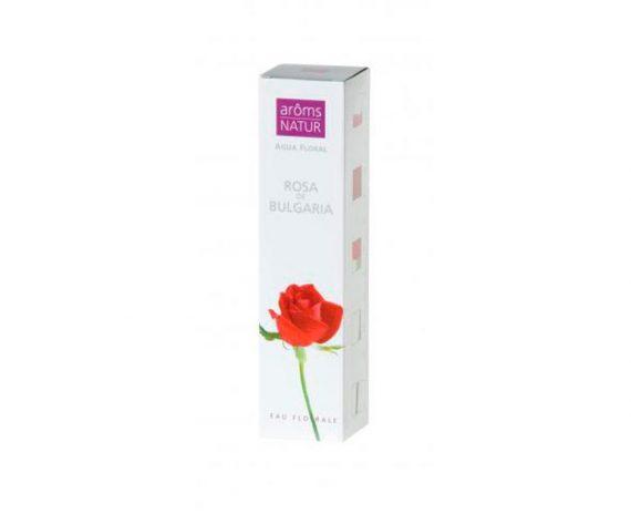 Tónico facial Rosa de Bulgaria Aroms Natur