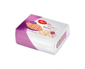 Tostadas de Quinoa sin Gluten bio El Granero Integral