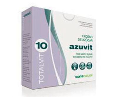 Totalvit 10 Azuvit comprimidos Soria Natural