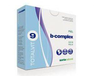 Totalvit 09 B Complex comprimidos Soria Natural