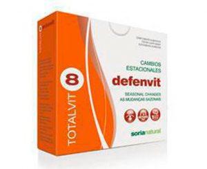 Totalvit 08 Defenvit comprimidos Soria Natural
