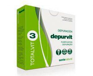 Totalvit 03 Depurvit comprimidos Soria Natural