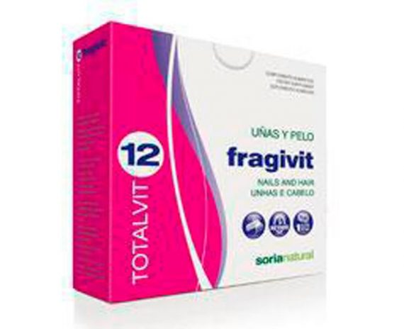 Totalvit 12 Fragivit comprimidos Soria Natural