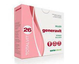 Totalvit 26 Generavit comprimidos Soria Natural