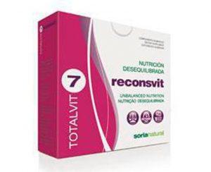 Totalvit 07 Reconsvit comprimidos Soria Natural