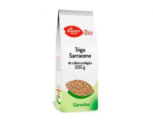 Trigo Sarraceno granos cultivo ecológico bio El Granero Integral