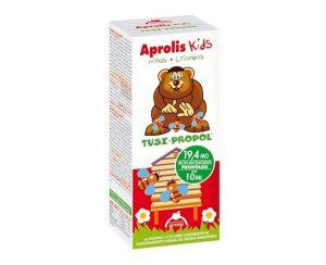 Tusi-Propol jarabe Aprolis Kids