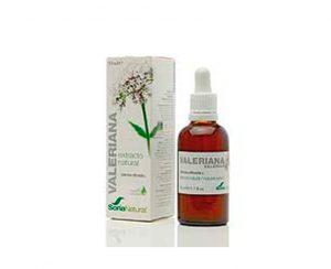 Valeriana extracto seco gotas Soria Natural