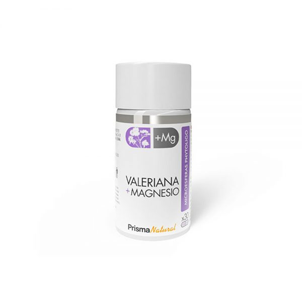 Valeriana + magnesio microesferas Phytoligo Prisma Natural