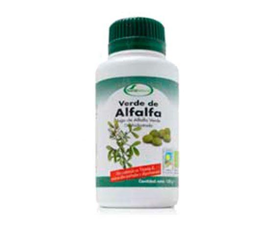 Verde de Alfalfa comprimidos Soria Natural