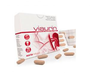 Viaurín tracto urinario comprimidos Soria Natural