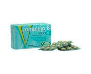 Vitasor 09 Complejo B comprimidos Soria Natural