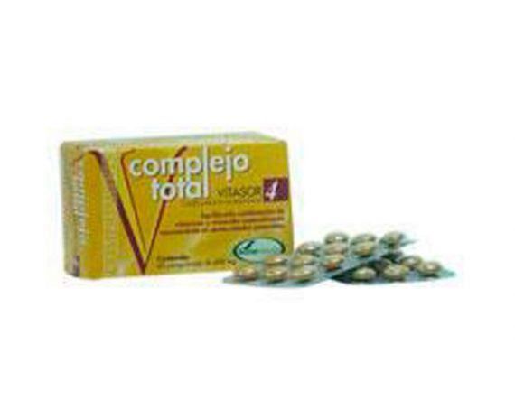 Vitasor 04 Complejo Total comprimidos Soria Natural