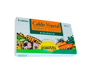Caldo vegetal bio Granovita