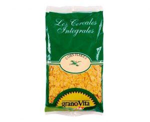 Corn flakes sin azúcar Granovita