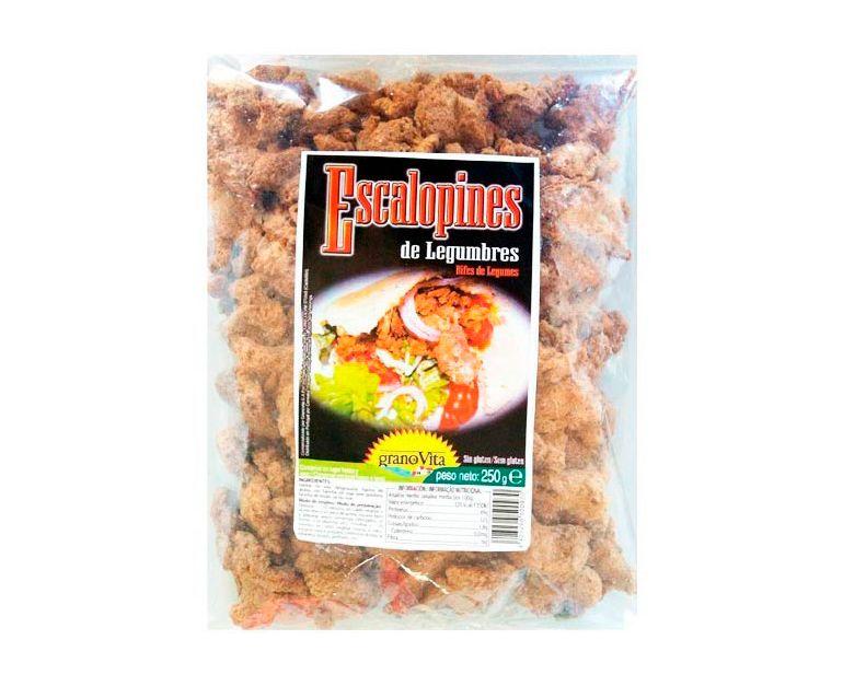 Escalopines de legumbres Granovita
