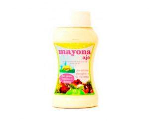 Mayonesa sin huevo con ajo Granovita