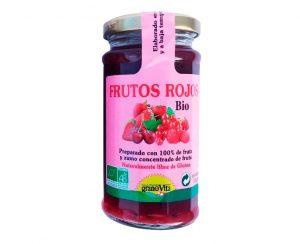 Mermelada frutos rojos bio Granovita