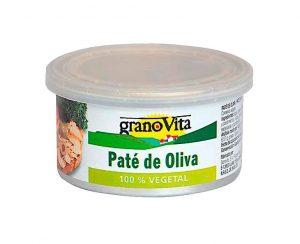 Paté oliva lata Granovita