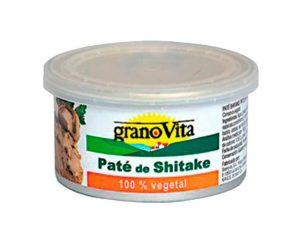 Paté shitake lata Granovita