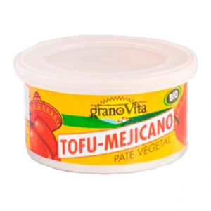 Paté tofu mejicano bio Granovita