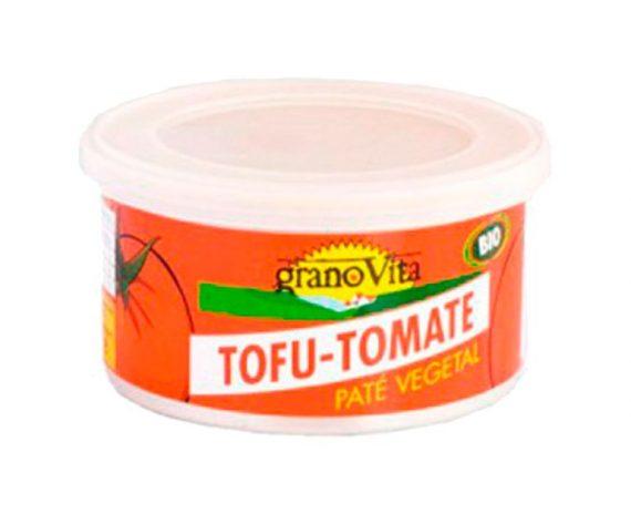 Paté tofu tomate bio Granovita