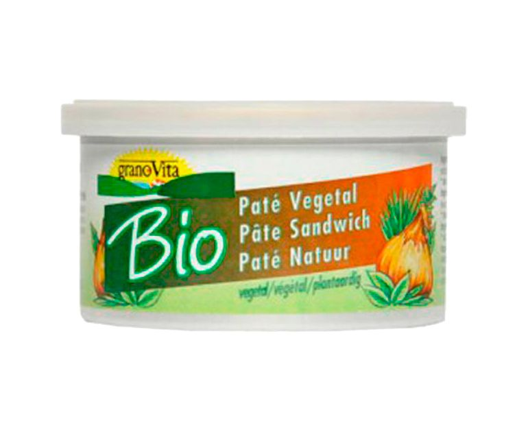 Paté vegetal bio Granovita