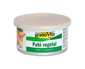 Paté vegetal lata Granovita