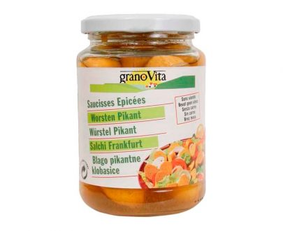 Salchicha vegetal frankfurt Granovita