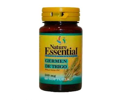 Aceite Germen de Trigo perlas Nature Essential