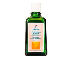 Aceite masaje Antiestrías Weleda