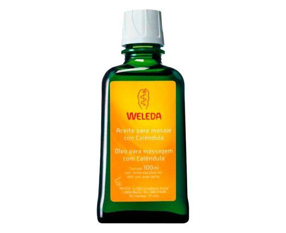 Aceite masaje Caléndula Weleda