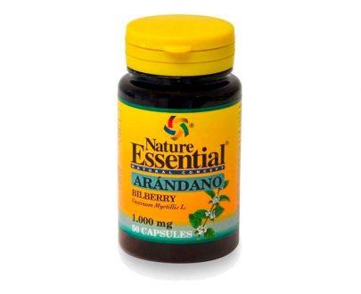 Arándano cápsulas Nature Essential