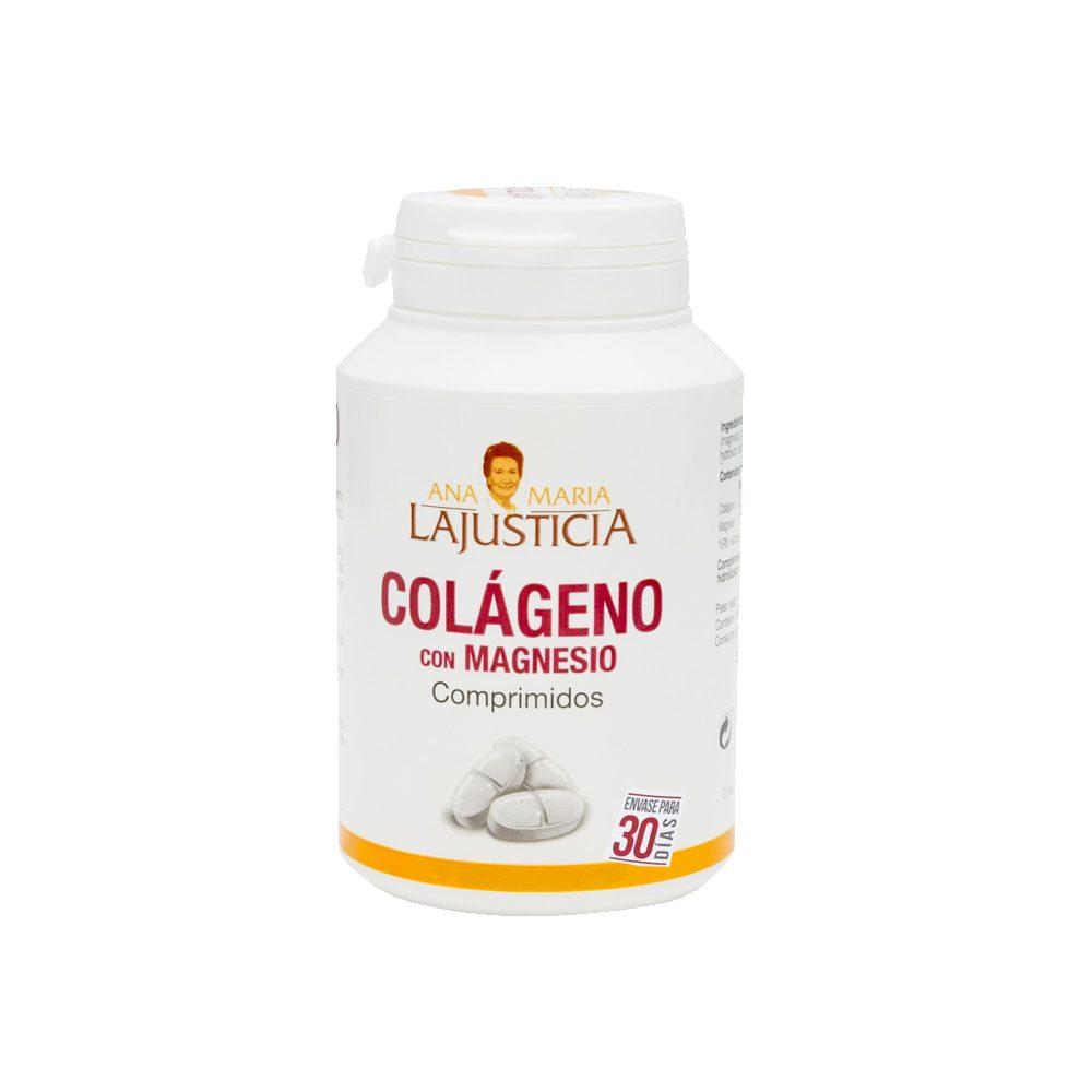 Colágeno Magnesio comprimidos Ana María Lajusticia