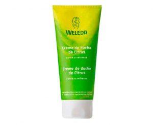 Crema de ducha Citrus Weleda