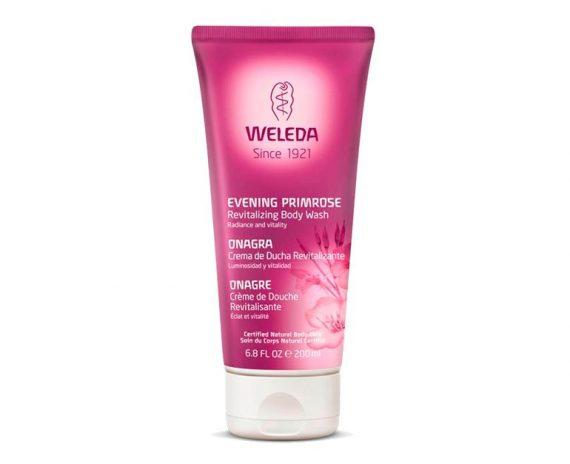 Crema de ducha revitalizante Onagra Weleda