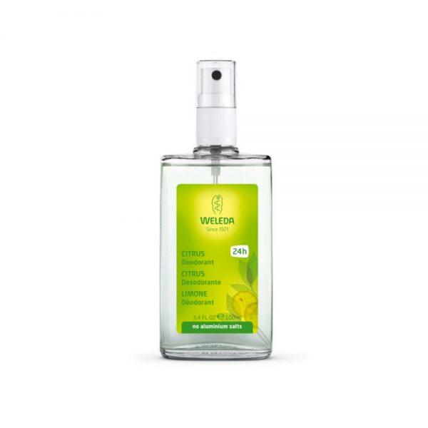 Desodorante Citrus Weleda
